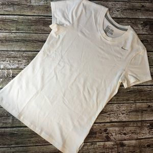 Nike Dri Fit Cotton Tee Shirt